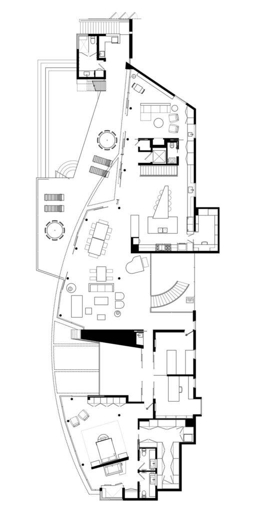 Glass House - Barnes Coy Architects - Hamptons Architetcs