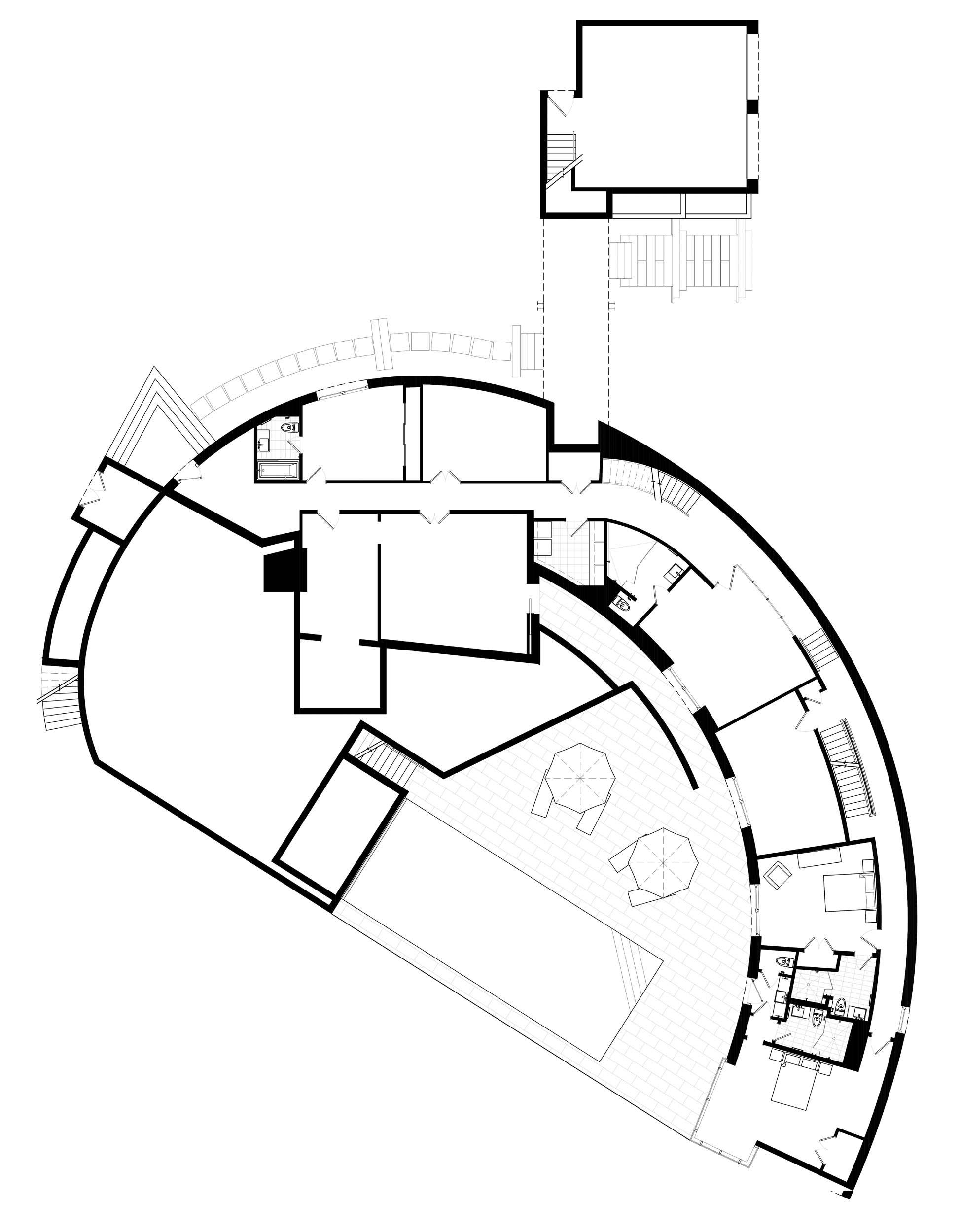 Ellipse - Barnes Coy Architects - Hamptons Architetcs