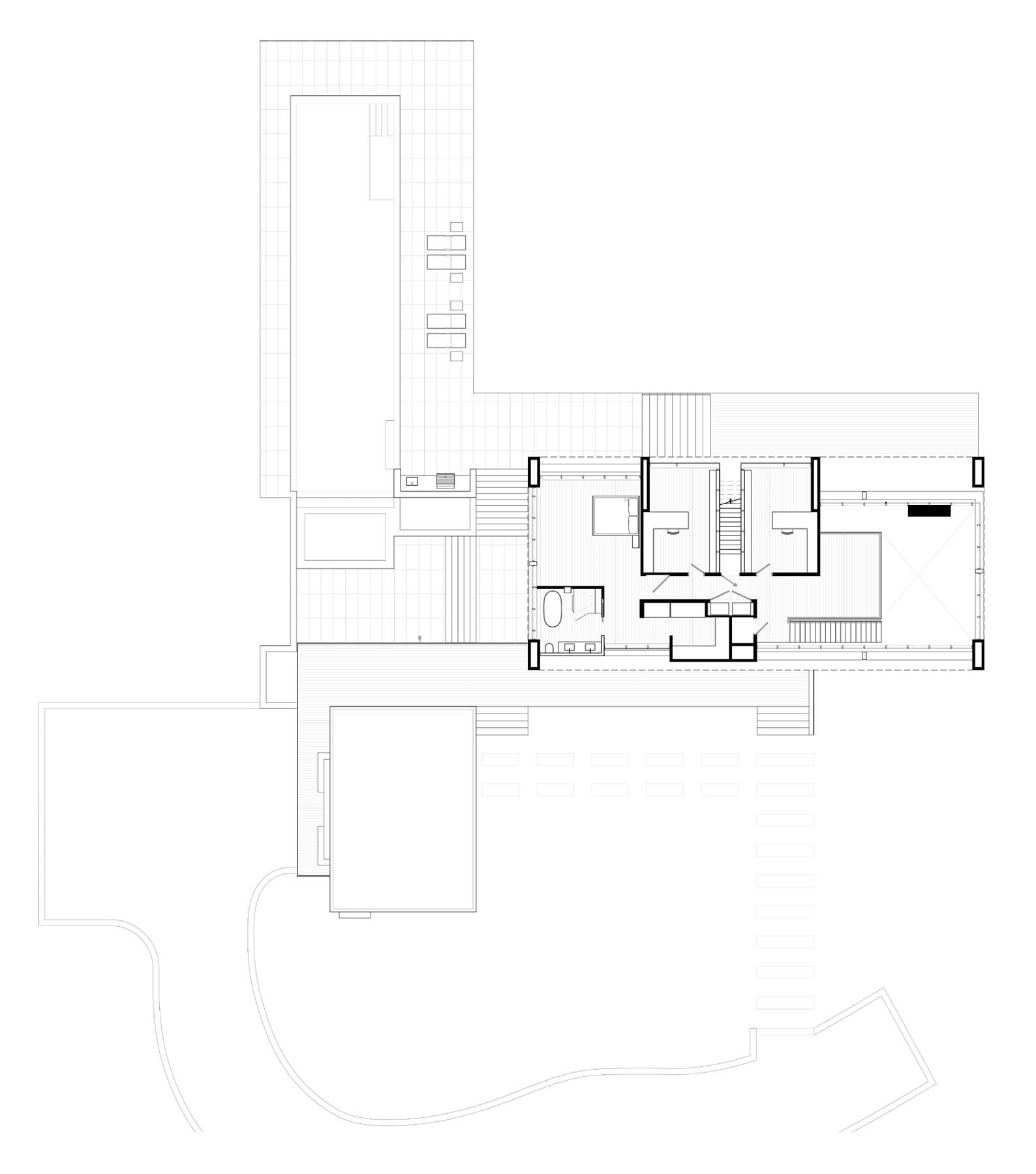 Transparency - Barnes Coy Architects - Hamptons Architetcs